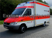 Mercedes Sprinter 413 CDI 4MATIC 4x4